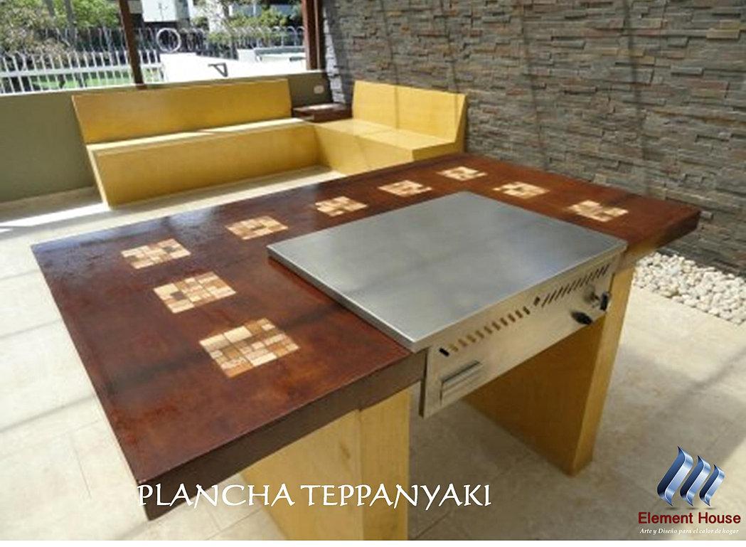 Mesas teppanyaki - Mesas japonesas ...