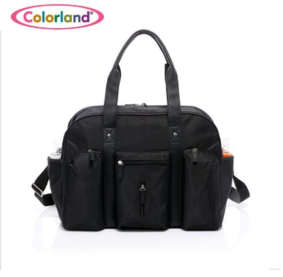 colorland baby diaper bag khaki clb 003. Black Bedroom Furniture Sets. Home Design Ideas