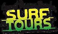 GOR surf tours logo