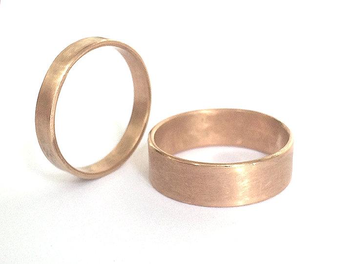 katebajic Make Your Own Wedding Rings