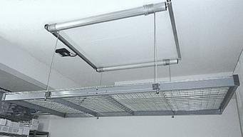 Auxx Lift Garage Storage Lift First Easy To Use Storage