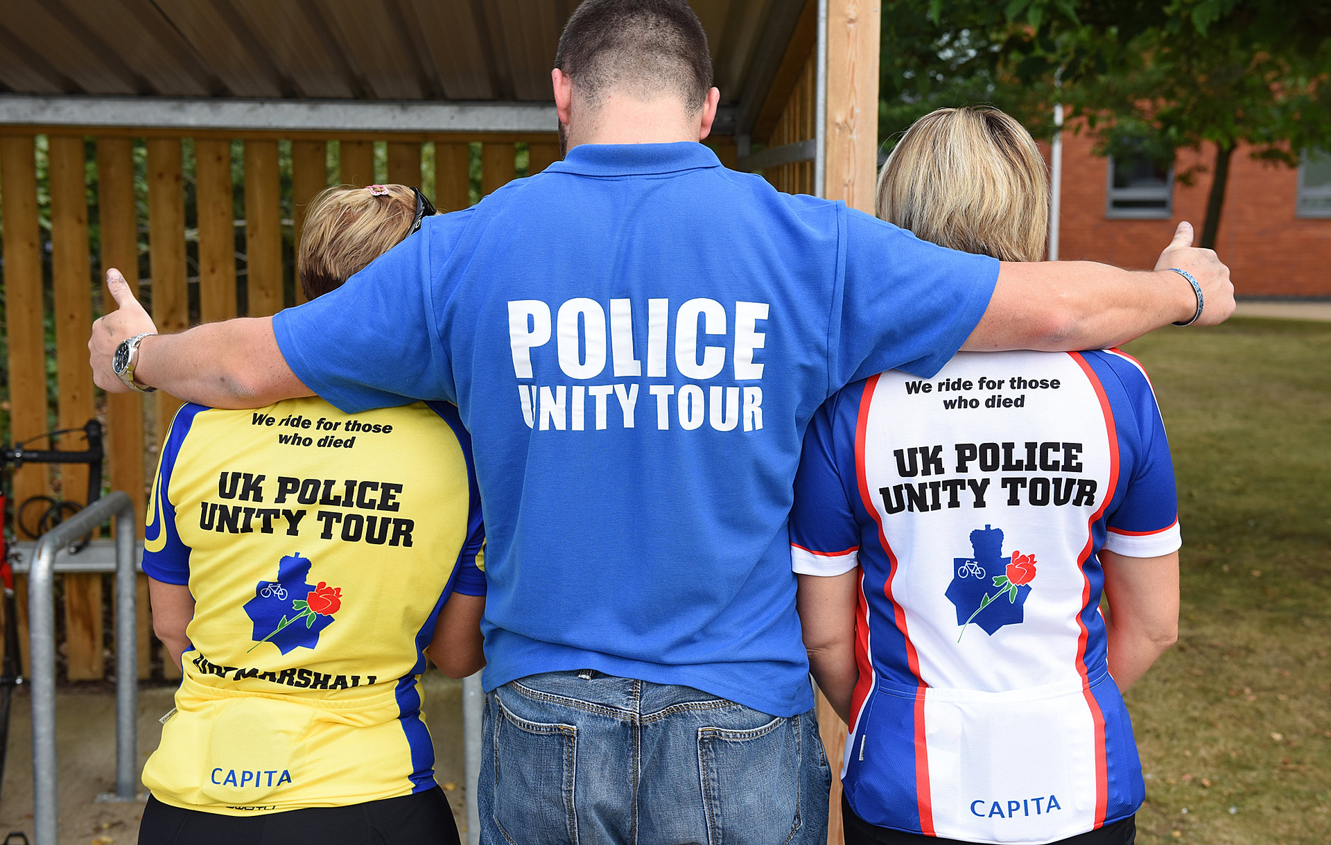 Police Unity Tour  Dates