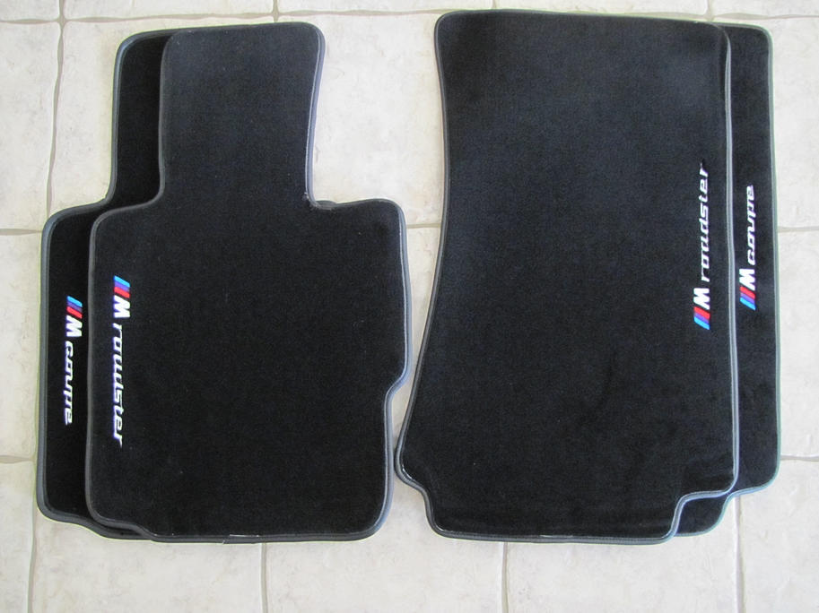 M Coupe Z3 Coupe Floormats