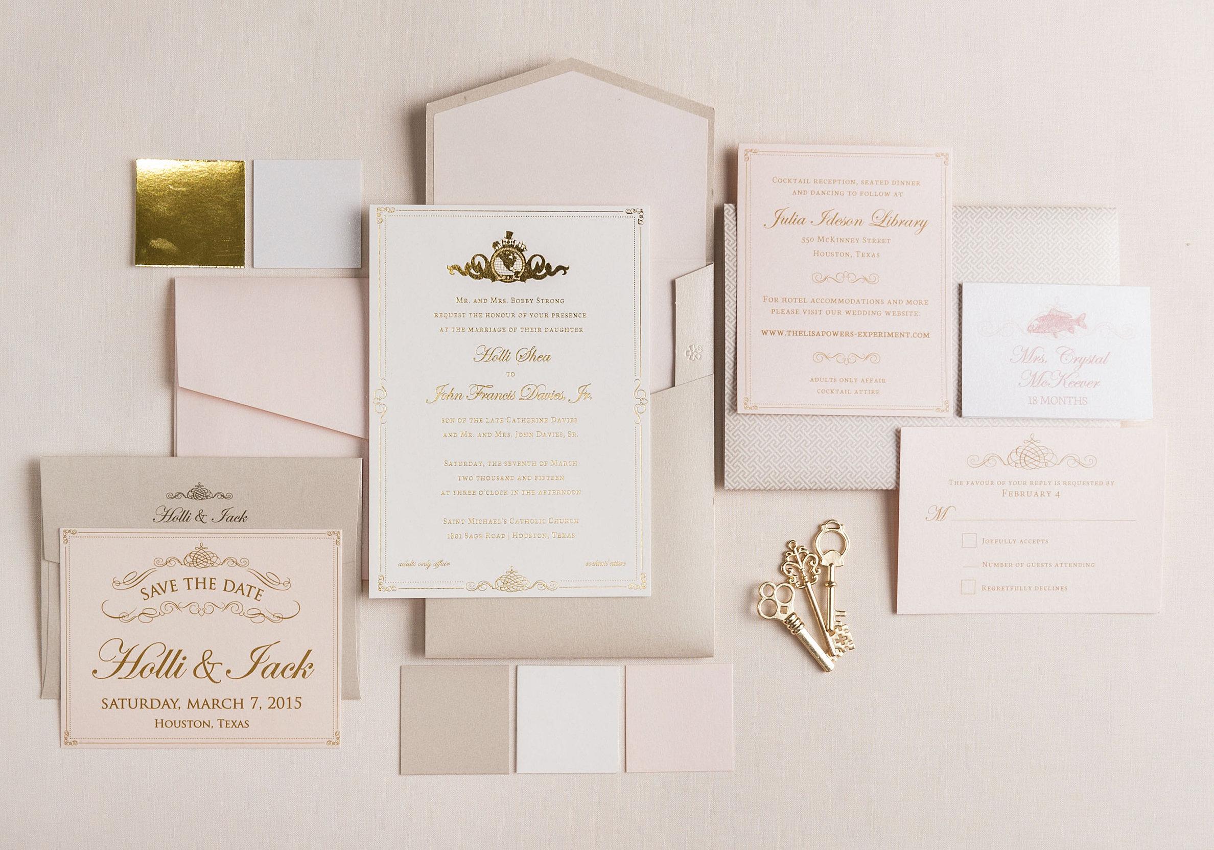 jpeg 0054 - Wedding Invitations Houston