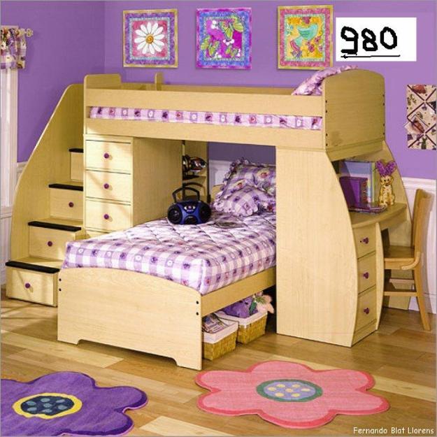 D225de - Muebles dormitorio ninos ...