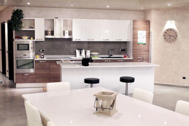 tende da cucina: 3 elementi da valutare per le cucine moderne ... - Tende Da Cucina Immagini
