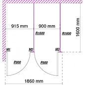 cabine HPL standard CABSAN FRANCE
