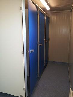 cabine sanitaire CABSAN-phenolic sanitary cabin,CABSAN phenolische sanitärkabine
