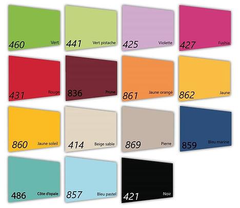 coloris non stockés 2020 cabsan