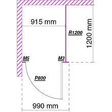 cabine sanitaire phénolique standard CABSAN FRANCE
