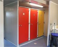 cabines sanitaires CABSAN FRANCE-cabine polyrey-stratifié compact