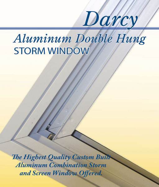 the darcy triple track storm window is only available at robert e otto inc what makes it unique for starters storm panels and screens are self storing