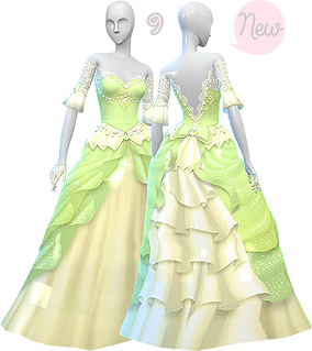 ❤Prisma\'s Wedding Dress + Gloves❤ | Prisma Planet