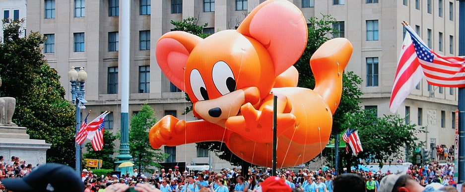 Custom Helium parade balloon