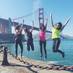 Run San Francisco's inspiring women athletes