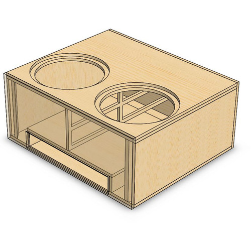 Custom box blueprint designs 2nsf slot port subs up sciox Images