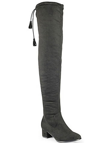 15 Gorgeous Over-the-knee Boots for wide calves | Curvily Yours ...