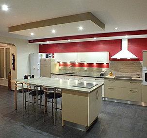 cuisines morel celtis rennes et laval r alisations. Black Bedroom Furniture Sets. Home Design Ideas