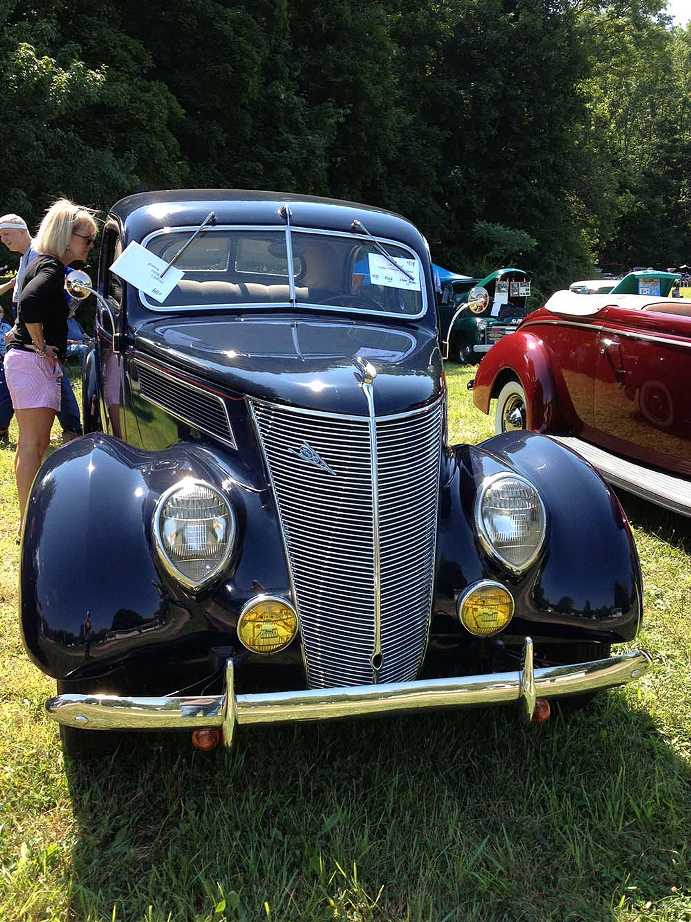 Califon Classic Car Show