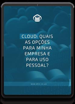 Cloud_ quais as opções para minha empres