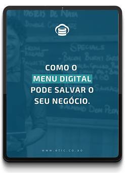 e-Book Como o menu digital pode salvar o