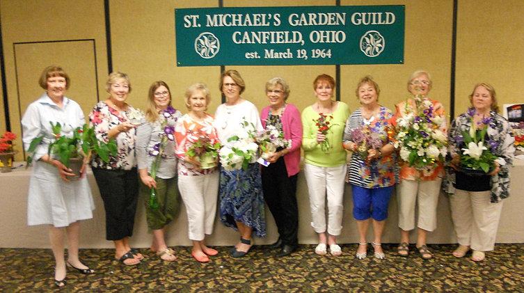 St michael canfield ohio garden guild photos for Parks garden center canfield ohio