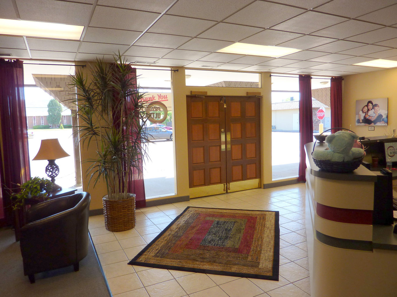 Welcoming Environment