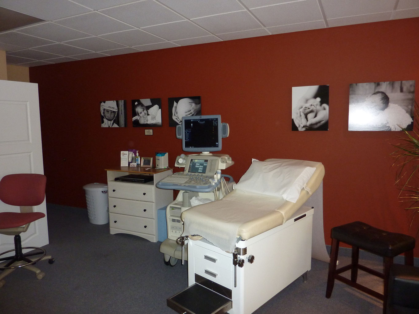 One of our Scan Rooms