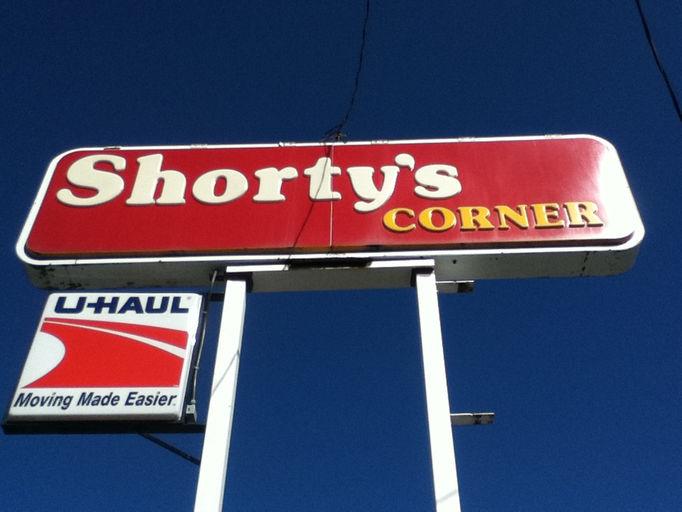 Shortys corner