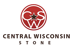 Central Wisconsin Stone-Quarry tan stone, thin stone veneer, lightweight stone siding, full thickness building stone, flagstone, outcropping, stone steps, retaining wall stone, stone pavers, twin cities, chicagoland, wi, il, mn, mi, ia, in, mi, oh, ny, mo