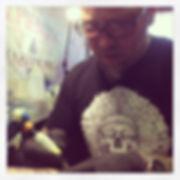 derek tattooing