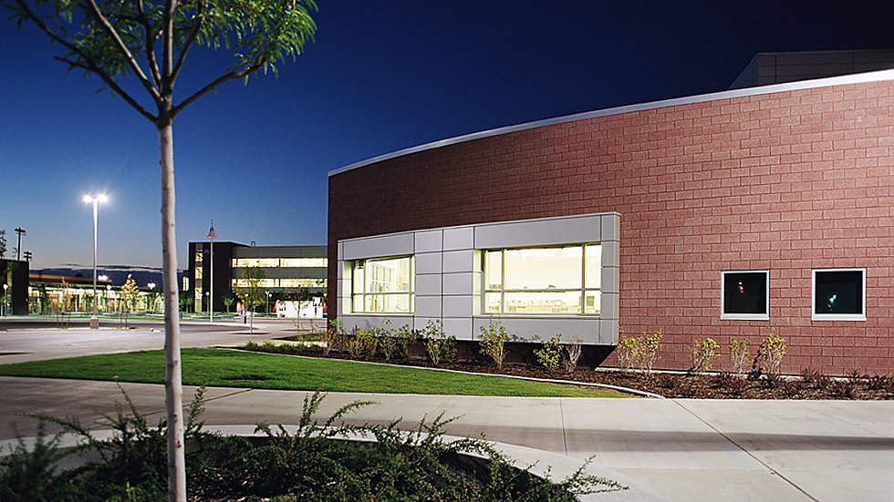Murray High School (Utah) - NWL Architects | Innovative Design | Utah
