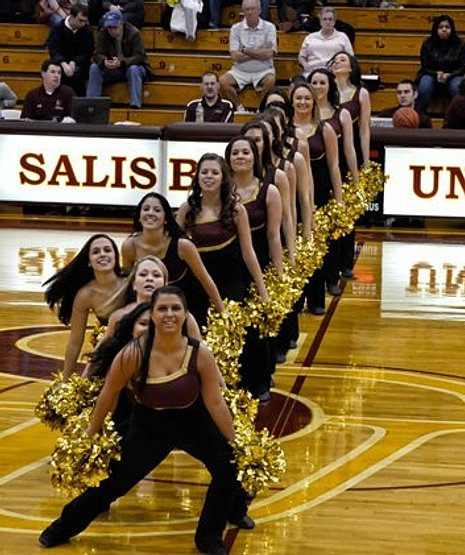 Salisbury University Poms Dance Team