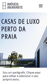 Imobiliária de luxo