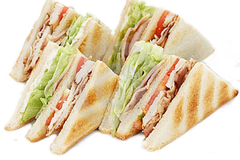 ... and bacon club sandwich turkey club sandwich salad recipes dishmaps