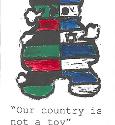 Our Country Is Not A Toy