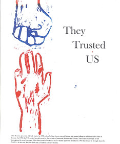 They trusted us