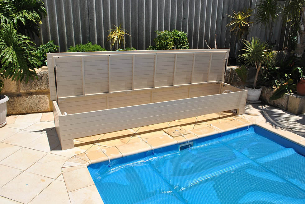 Pool Blanket Boxes | Pool Storage Boxes