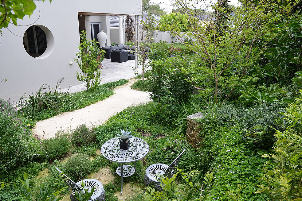 Landscaping perth naturescape creative landscaping for Garden landscaping perth