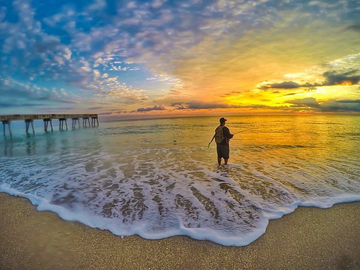 Welcome to visitor 39 s guide for Vero beach fishing pier