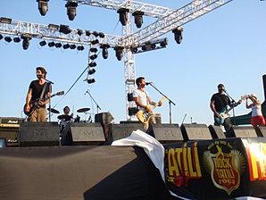 Foça Rock Tatili