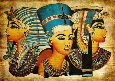 Resultado de imagem para maquiagem egípcia