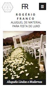 Aluguel de Material para Festa de Luxo