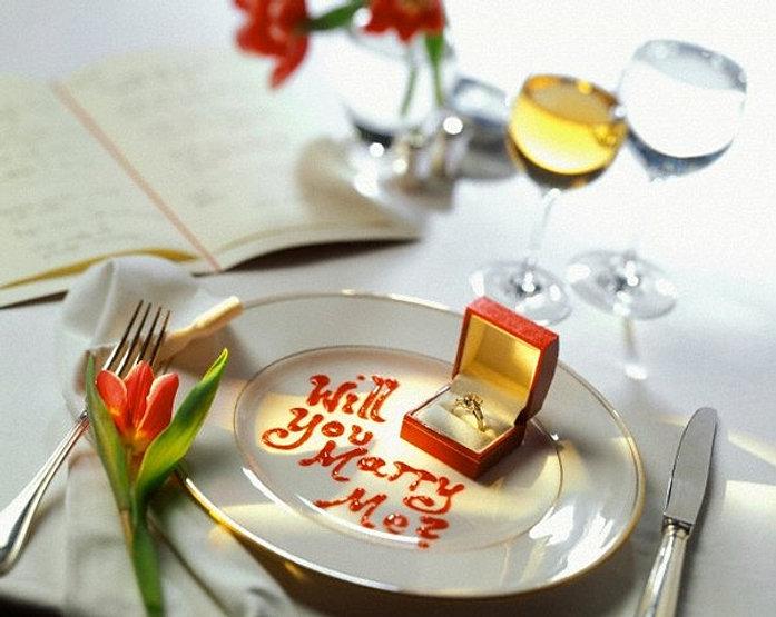 Как сделать предложение о свадьбе