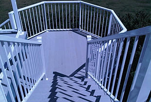 vinyl decking for boat docks