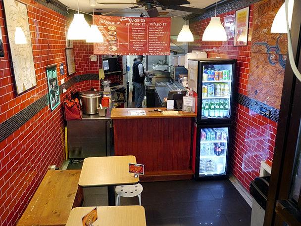 Restaurant design services in new york for Interior design services new york