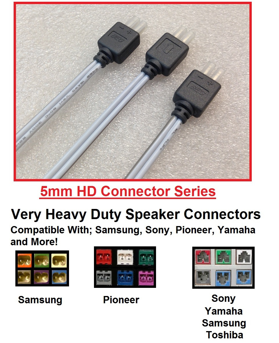 Amazing Sony Speaker Wire Connectors Frieze - Electrical and Wiring ...