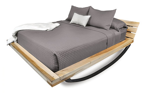 Rocking Bed Frame unique home furniture and accessories
