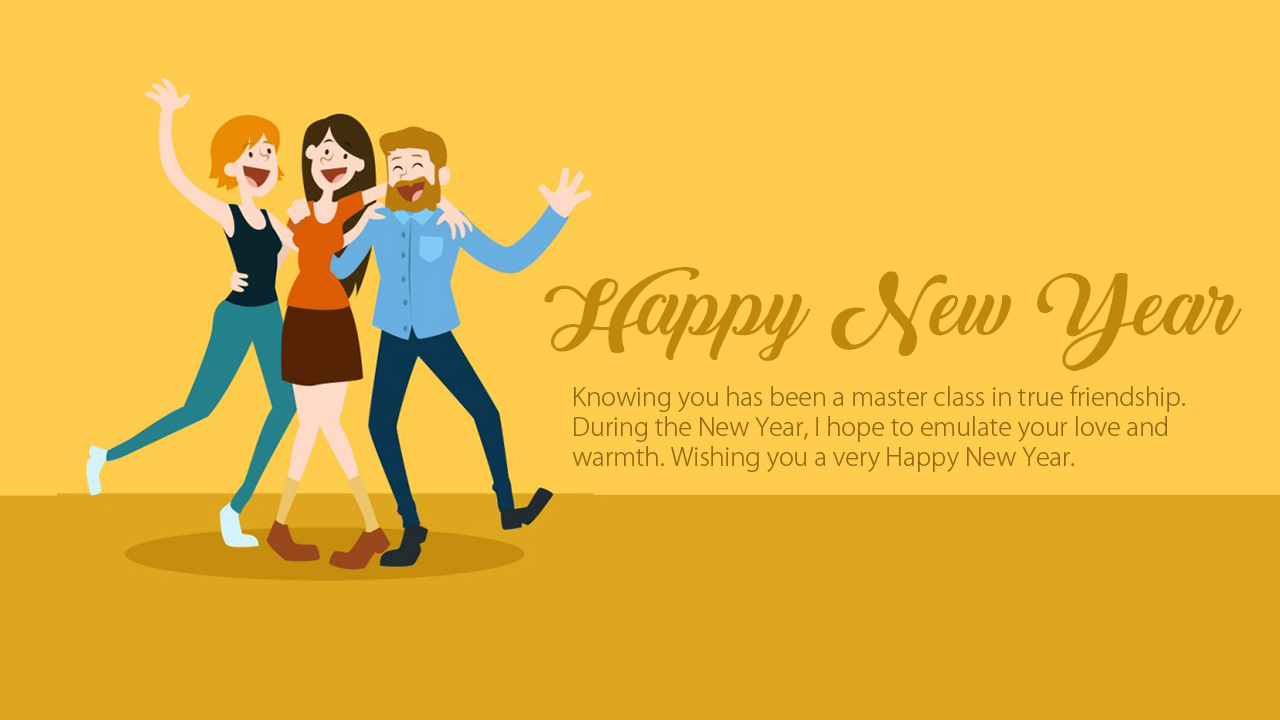 Send Latest Sweet And Lovely New Year Messages For Upcoming Year