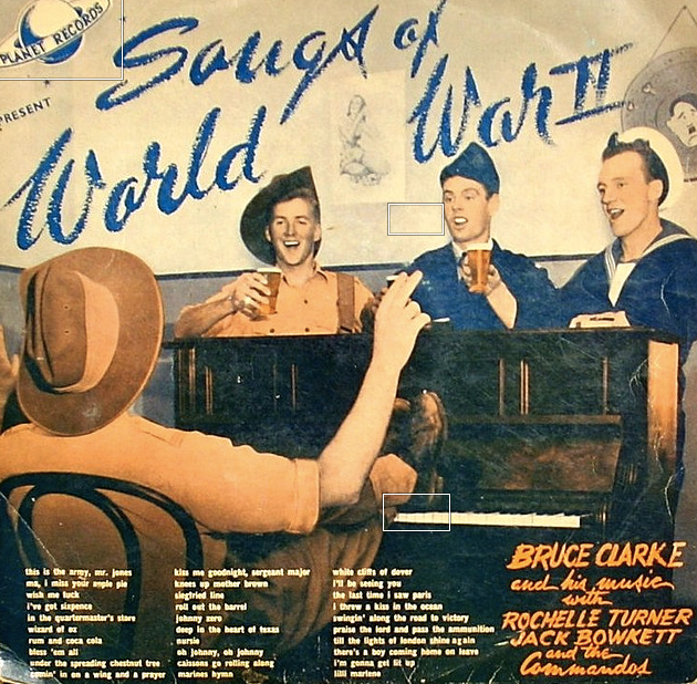 music during ww2